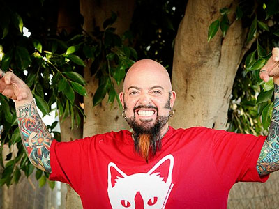 Interview with jackson galaxy for Jackson galaxy music