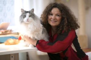 anita kelsey cat behaviourist london uk