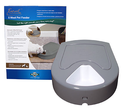 Review of Eatwell™ 5 Meal Pet Feeder from PetSafe® Brand