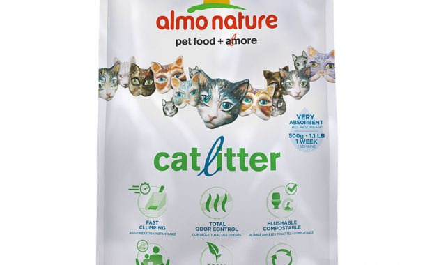 Almo Nature cat litter review